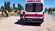 Kayseri'de 2 Otomobil Çarpıştı Açıklaması 2 Ölü, 2 Yaralı