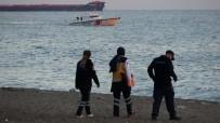 KILIMLI - Zonguldak'ta koyda mahsur kalan 8 kişi kurtarıldı