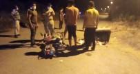 Şanlıurfa'da Kaza İçinde Kaza Açıklaması 3 Yaralı