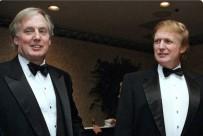 BAŞKENT - Trump'ın kardeşi Robert S. Trump hayatını kaybetti