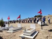 Tunceli'de Güneybaşı Köyü Şehitleri Anıldı