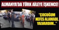 REN VESTFALYA - Almanya'da Türk aileye işkence gibi muamele! Mağdur anne dehşet anlarını anlattı