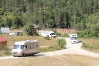 Kamp Karavan Turizminin İlgisi Karadeniz'e Yöneldi