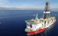 FATİH DÖNMEZ - Kanuni Akdeniz'e açılmaya hazırlanıyor!