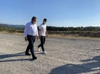 Kenan Sofuoğlu, Cumayeri Pisti'nde İncelemelerde Bulundu