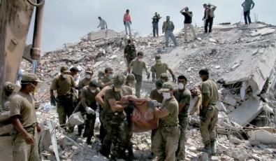 Marmara'da 7.2'lik büyük tehlike