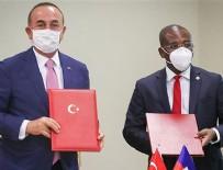 DIŞİŞLERİ BAKANLARI - Türkiye'den 7 anlaşma!