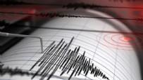 BAŞKENT - Yunanistan'da şiddetli deprem