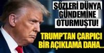 BİRİNCİ SINIF - ABD Başkanı Trump'tan bir Erdoğan açıklaması daha!