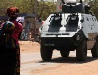 ASKERI DARBE - Mali'de askeri darbe girişimi!