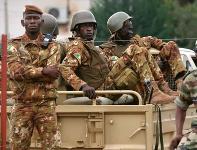 Mali'de askeri hareketlilik devam ediyor!