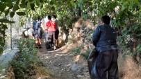 Mazıdağı'nda Bisiklet Grubundan Örnek Davranış