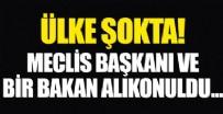 MECLIS BAŞKANı - Ülke şokta!