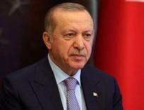 İSLAM - Başkan Erdoğan'dan Hicri Yılbaşı mesajı