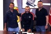 Eskişehirspor, Kıvanç İle 1 Yıllık Sözleşme Yeniledi