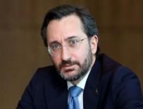 AÇILIŞ TÖRENİ - Fahrettin Altun'dan son dakika açıklaması