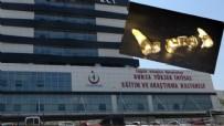 GÜVENLİK GÖREVLİSİ - Hastanede 'pes artık' dedirten olay!