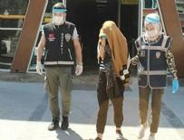 GÜVENLİK KAMERASI - Kendisini yakalayan polisleri tebrik etti!