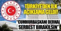 İSTİFA - Türkiye'den Mali'deki askeri darbeye ilişkin ilk açıklama!