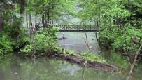 Bayramda Tatilcilere Sağanak Yağış Sürprizi