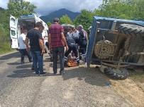 Kastamonu'da Patpat Kazası Açıklaması 2 Yaralı