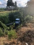 Samsun'da Trafik Kazası Açıklaması 5 Yaralı