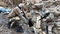 JANDARMA GENEL KOMUTANLIĞI - Terör örgütü YPG/PKK'nın inlerine giriliyor!