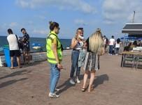 Yerli Turist Akınına Uğrayan Akçakoca'da İlçe Emniyeti Kontrollerini Sıkılaştırdı