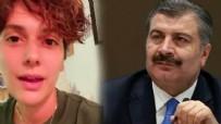ZEHRA ZÜMRÜT SELÇUK - Ağlayarak yardım istemişti! Bergüzar Korel iki bakan için açıklama yaptı