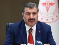 TOPLANTI - Bakan Koca'dan 81 ilin sağlık müdürüne talimat!