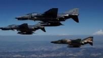 GÜNEY KORE - Hava kuvvetleri en güçlü ülkelerin sıralaması belli oldu! İşte Türkiye'nin sırası