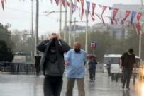 DOĞU KARADENIZ - İstanbul'da şiddetli sağanak! Hazırlıksız yakalandılar