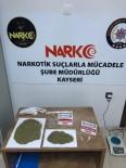 Kayseri'de Uyuşturucu Operasyonu Açıklaması 3 Gözaltı