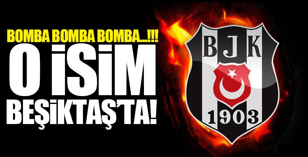 O isim Beşiktaş'ta!