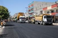 Şanlıurfa'da Mevcut Yollar Revize Ediliyor