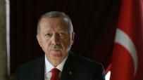 CUMA NAMAZI - Cumhurbaşkanı Erdoğan Eyüpsultan Camii'nde...