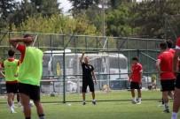 Eskişehirspor Pas Ve Taktik Çalıştı