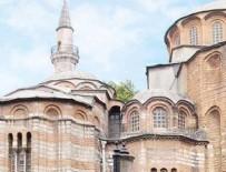 YAZILI AÇIKLAMA - Yunanistan'a Kariye Camii cevabı!