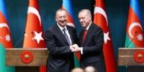 AZERBAYCAN CUMHURBAŞKANI - Aliyev'den Erdoğan'a mektup