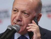 DEVLET BAŞKANI - Başkan Erdoğan'dan bir kritik görüşme daha!