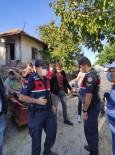 Dursunbey'de Kaybolan Şahısı AFAD Ve Jandarma Ekipleri Buldu