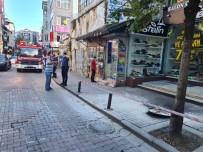 CANLI YAYIN - İstanbul'da korkutan patlama kamerada