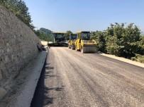 Akçakoca'da Asfaltsız Köy Yolu Kalmayacak