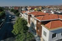 Alaaddin Çevresi Dış Cephe Restorasyonu Konya'nın Çehresini Değiştirecek