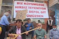 Çalınan 50 Senelik Sazı İçin Türkü Yazdı