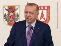 HUKUK DEVLETİ - Cumhurbaşkanı Erdoğan'dan önemli açıklamalar