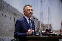 FUAT OKTAY - Giresun'daki sel felaketiyle ilgili Cumhurbaşkanlığı'ndan son dakika açıklaması...