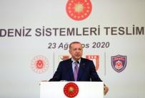 Erdoğan Açıklaması 'Kendi Savaş Gemisini Üretebilen 10 Ülkeden Birisiyiz'