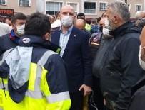 TOPLANTI - Giresun'da sel felaketi! Bakan Soylu son durumu açıkladı