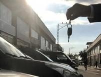 KAYIT DIŞI - İkinci el oto piyasasında yeni dönem! 1 Eylül'de başlıyor...